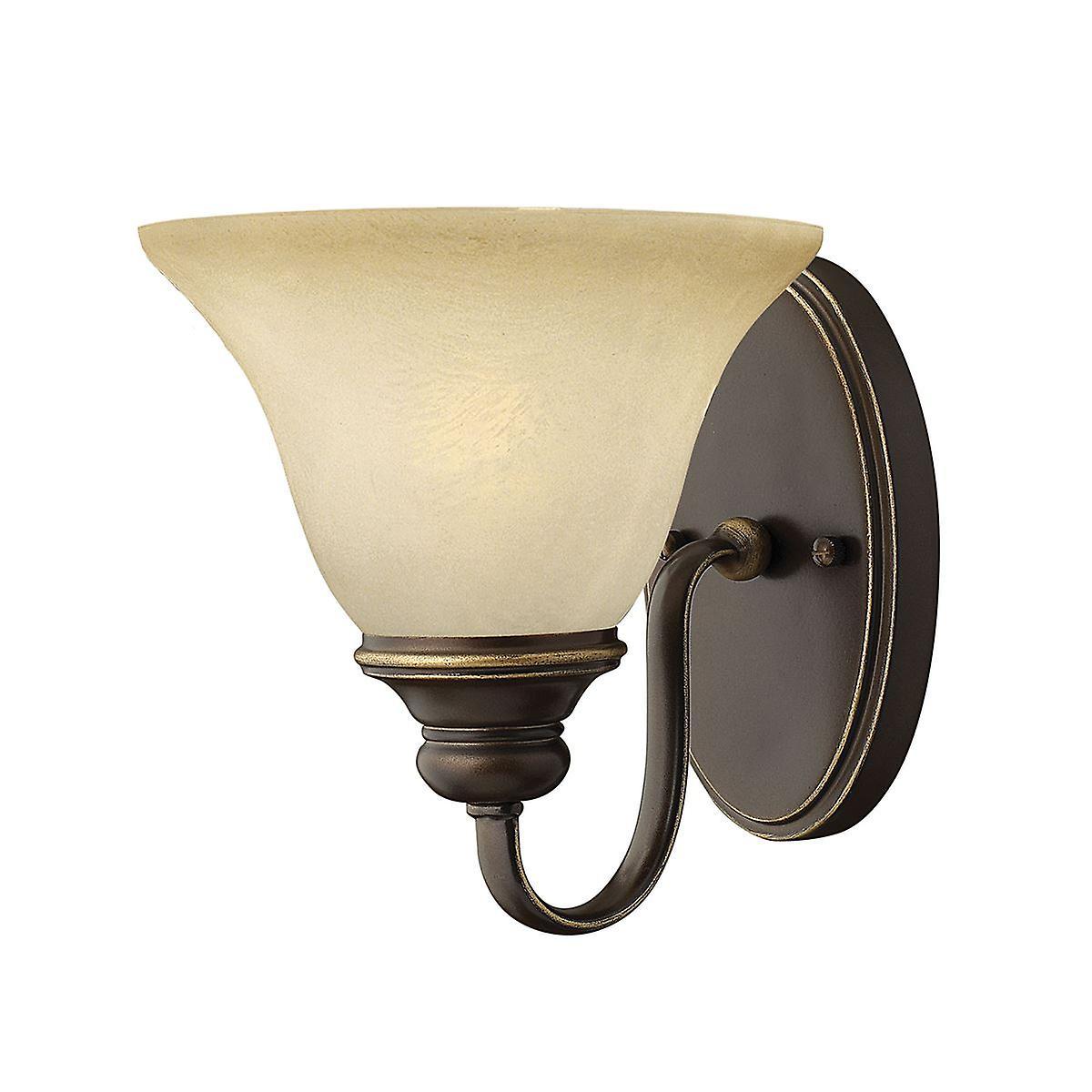 Elstead - 1 Light Indoor Wall Light Antique Bronze - HK/CELLO1