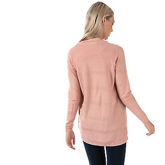Womens Vero Moda Bobbie Open Cardigan In Misty Rose