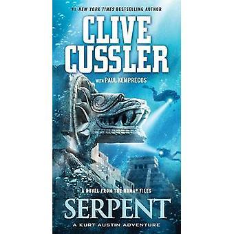 Serpent by Clive Cussler - Paul Kemprecos - 9781451627107 Book