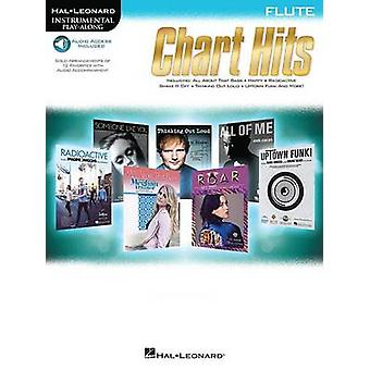 Chart Hits - Instrumental Play-Along Flute - 9781495023002 Book
