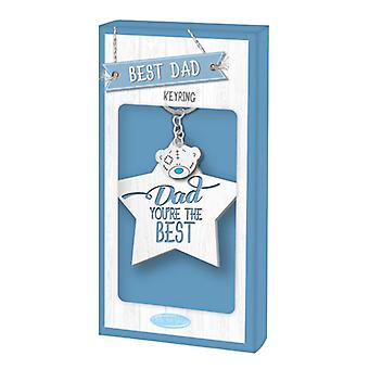 Me to you Fathers Day sleutelhanger