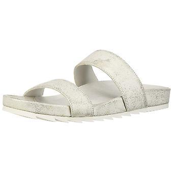 J Slides Womens Edie Open Toe Casual Slide Sandals