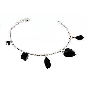 Bracelet 18Cm Black