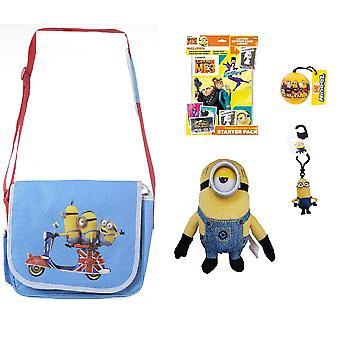 Minions Bundle - 5 Items Supplied