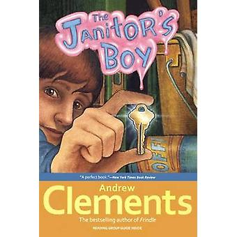 Janitor's Boy by Andrew Clements - 9780613624282 Book