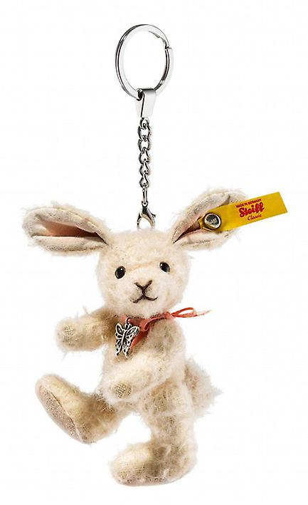Steiff key chain small rabbit 10 cm