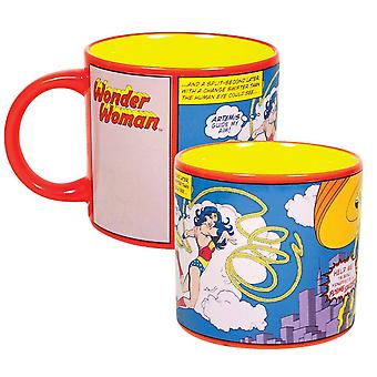 Mug - DC Comics - Wonder Woman New Gifts Toys Licensed 3812
