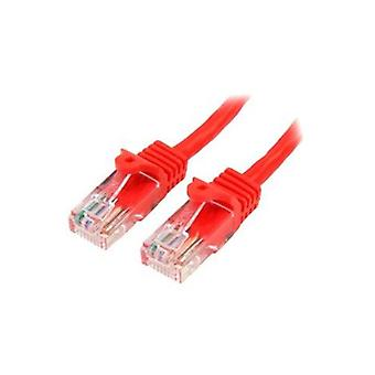 Startech 7M Red Snagless Cat5E Patch Cable