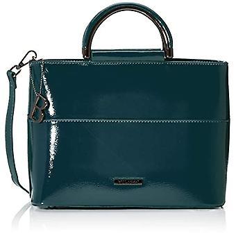 Bulaggi Aster Handbag - Women Green Backpack Bags (Smaragdgr n) 12x21x28 cm (B x H T)