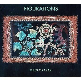 Miles Okazaki - Figurations [CD] USA import