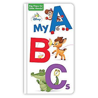Disney My ABCs by Disney Book Group - 9781368013970 Book
