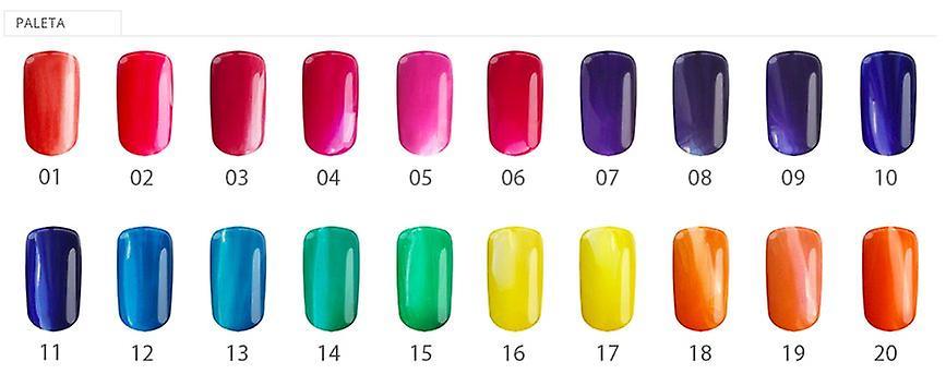 Base one - Pearl - Midnight violet 5g UV-gel