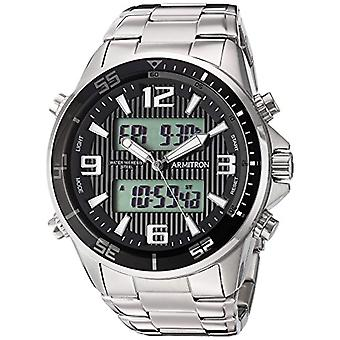 Armitron Clock Man Ref. 20/5182BKSV