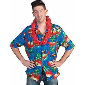 Hawaii shirt surfer shirt beachparty eiland mannen shirt