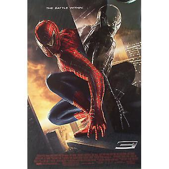 Spider-Man 3 (Double Sided Regular) Original Cinema Poster