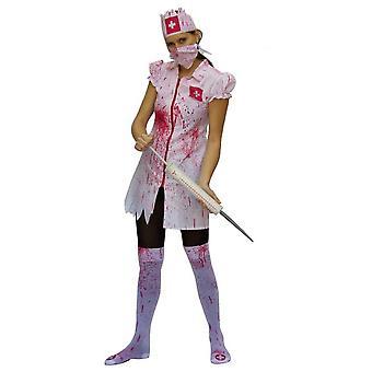 Women costumes Women Costume Zombie Nurse