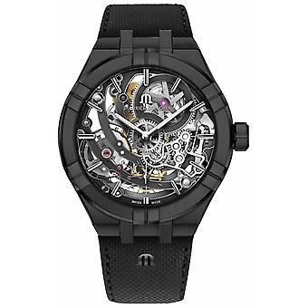 Maurice Lacroix Aikon Manufacture Skeleton Limited Edition PVD Plated AI6028-PVB01-030-1 Watch