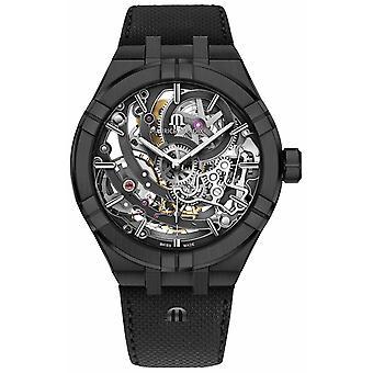 Maurice Lacroix Aikon valmistus Skeleton Limited Edition PVD päällystetty AI6028-PVB01-030-1 Watch