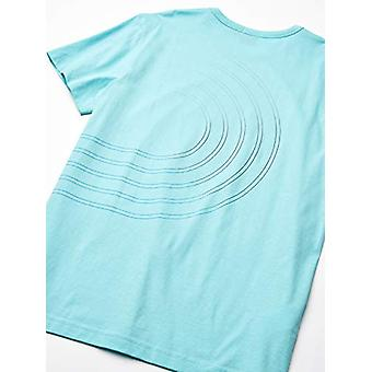 BOSS Green Men's Tee Short Sleeve Crewneck T-Shirt,, Open Green, Size X-Large
