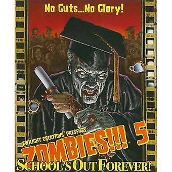 Twilight Creations zombik iskolák out Forever kártyajáték