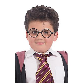 Kids Harry Potter Glasses Fancy Dress Costume Accessory