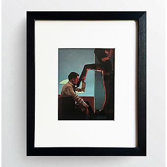 Jack Vettriano Framed Art Print Erotic Picture 5 Designs Deep Box Frame 12x10
