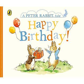 Peter Rabbit Tales  Happy Birthday by Beatrix Potter