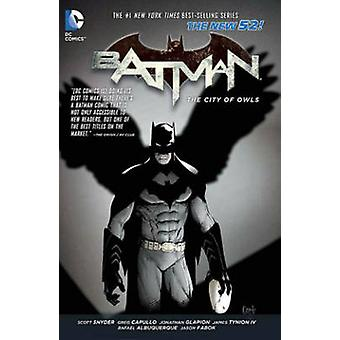 Batman Night Of The Owls The New 52 by Scott Snyder