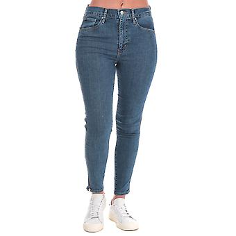 Femmes Levi-apos;s Mile High Super Skinny Jeans -#150; In Your Dreams Wash
