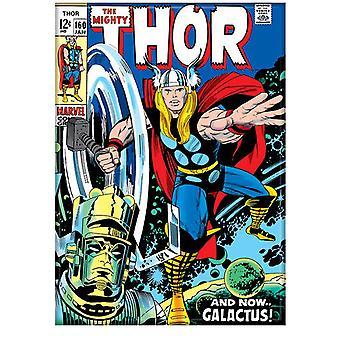 Thor Issue #160 sarja kuva kansi magneetti