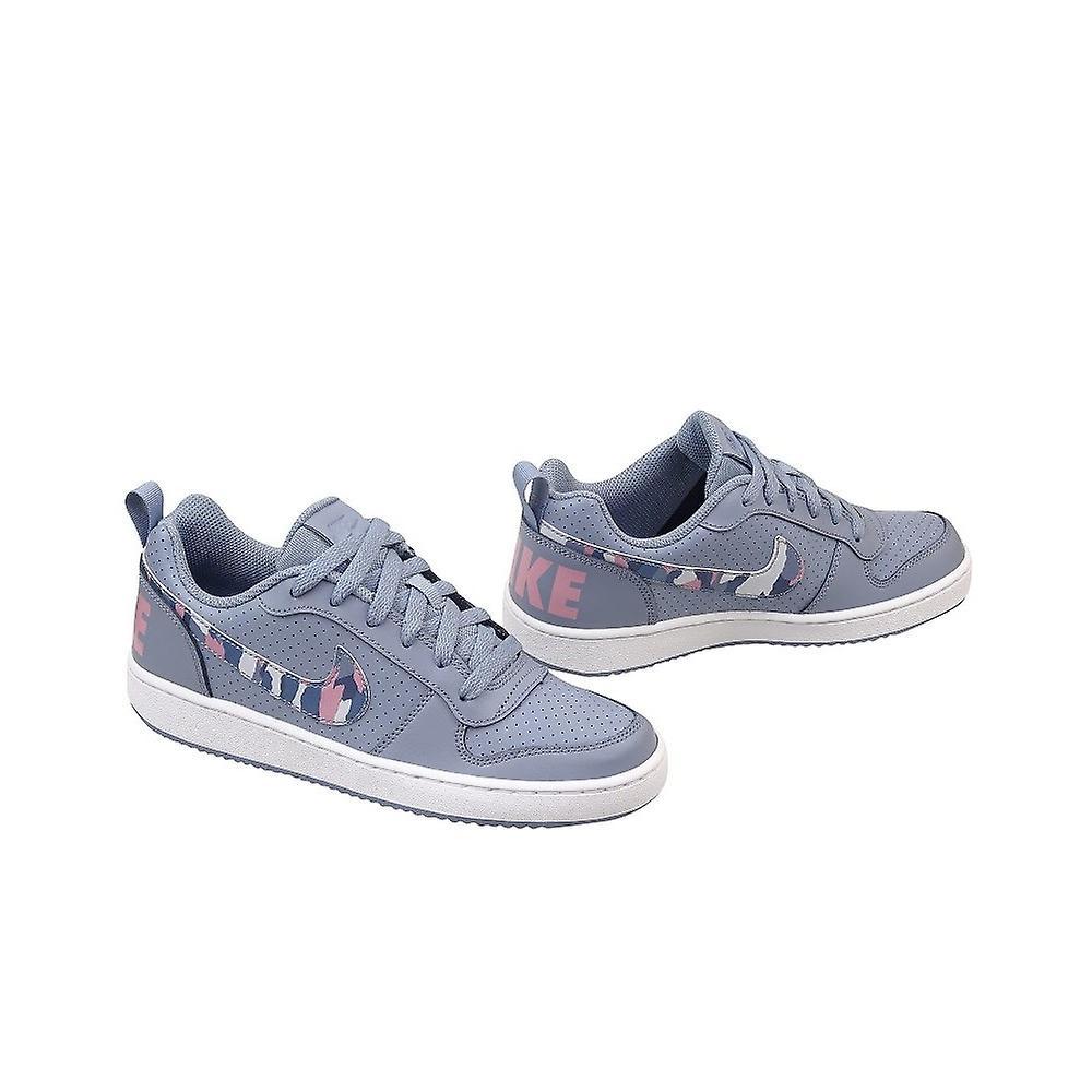 Nike Court Borough Low GS 839985402 uniwersalne całoroczne buty dziecięce