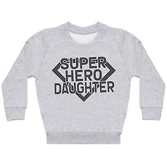 Superhero Family - Matching Set - Baby / Kids Sweater, Mum & Dad Sweater