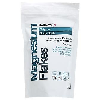 BetterYou Magnesium Flakes 250 g