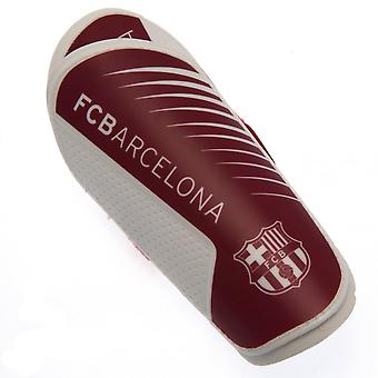 FC Barcelona Youths Stripe Shin Pads