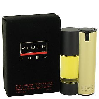 Fubu Plush Eau De Parfum Spray by Fubu 413485 30 مل