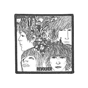 البيتلز التصحيح مسدس الألبوم غلاف جديد الرسمية الأسود المطرزة الحديد على
