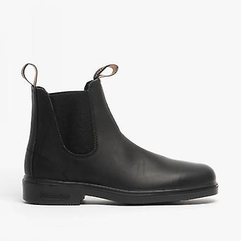 Blundstone 063 Unisex Leather Chelsea Boots Black