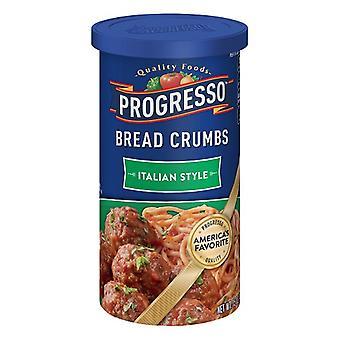 Progresso brødkrummer italiensk stil
