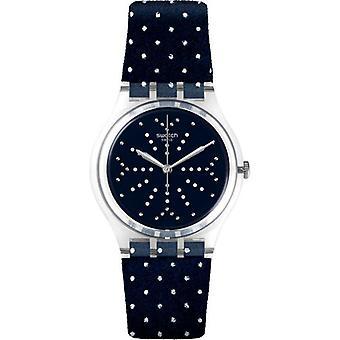 Swatch Flocon Ladies Watch GE262