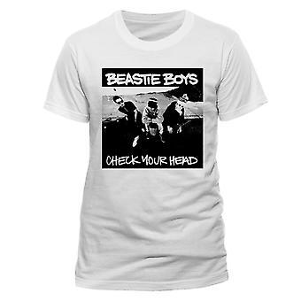 Beastie kontrollera din Head Rap rock officiella T-shirt