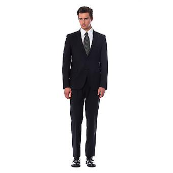 Black Trussardi Man Costume