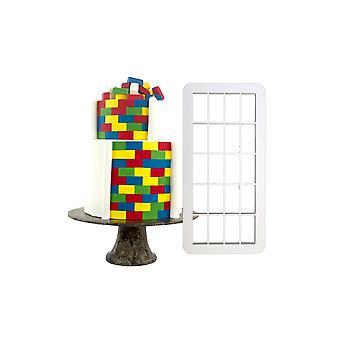 PME sæt af 3 mursten geometriske multi-cutter