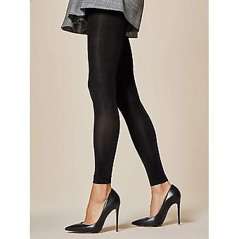 Fiore Notte Footless Tights