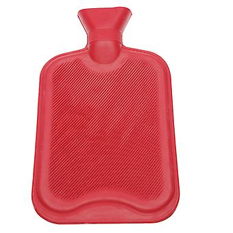 Linens and Lace Unisex Ribbed Rubber Hot Water Bottle
