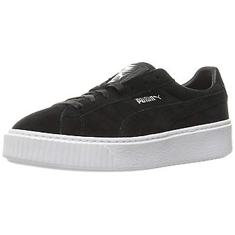 PUMA Womens Core basso Top Lace Up moda Sneakers