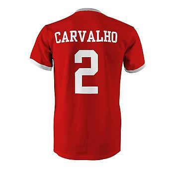 Ricardo Carvalho 2 Portugali Country Ringer t-paita