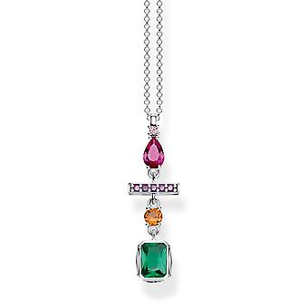 Thomas Sabo Colourful Magic Stones Necklace