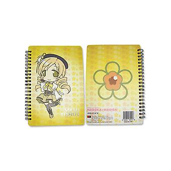 Notebook - Puella Magi Madoka Magica - New Mami Softcover Licensed ge89222
