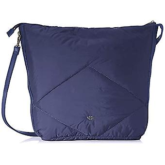 Fritzi aus Preussen Davie - Blue Women's Shoulder Bags (Navy) 8.5x34x36 cm (W x H L)