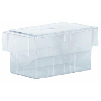 Trixie Fish Plastic Hatchery 16x7x7 Cm. (Fish , Aquarium Accessories , Breeding Crates)